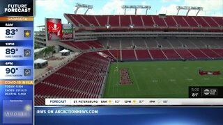 Pandemic upgrades to expect at Raymond James Stadium