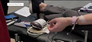 American Red Cross: possible blood shortage during summer months