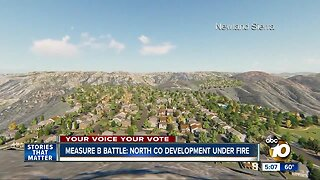 North County development under fire
