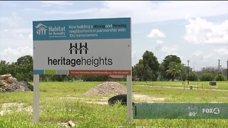 Habitat for Humanity builds affordable homes in Fort Myers