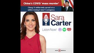 China's COVID 'mass murder'