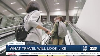 What to expect the next time you travel