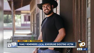 Family remembers local Borderline shooting victim