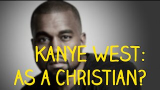 Kanye West: As a Christian?