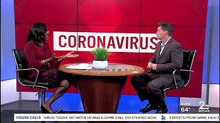 Coronavirus Outbreak House Calls: Dr. John Chessare, President and CEO of GBMC HealthCare