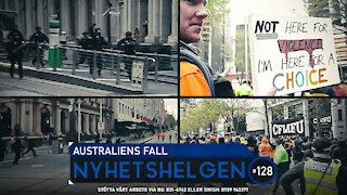 Nyhetshelgen 128 - Australiens fall, demografikatastrof, dumstrut