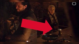 Fans Spot Modern Coffee Cup In 'Game Of Thrones' Scene