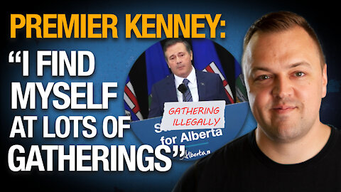 Apology not accepted! Jason Kenney must make amends for breaking COVID rules