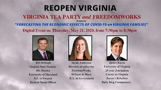 VATP Digital Event: Reopen Virginia