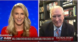 The Real Story - OAN China & COVID-19 with Doug Wead