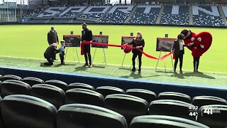 New amenities for guests with disabilities announced at Children's Mercy Park
