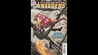 Invaders -- Issue 7 (2019, Marvel Comics) Review