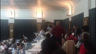 WATCH: Fists almost fly at Nelson Mandela Bay council meeting (NgY)