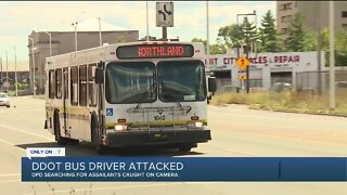 DDOT bus driver attacked