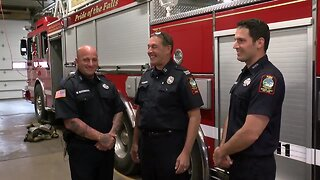 Niagara Falls firefighter deliver baby in tight situation