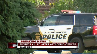 Police: Suspect killed after attacking Caledonia officer