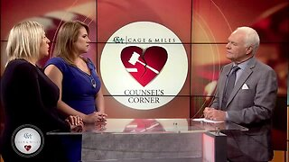 Counsel's Corner: Cage & Miles are here with all of your pre-divorce questions