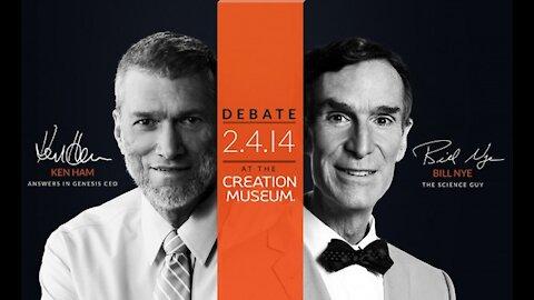 Ken Ham / Bill Nye Debate Analysis