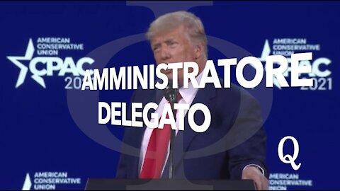 Biden: US President o...Amministratore delegato?
