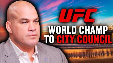 Tito Ortiz: Former UFC Champion Elected California Mayor Pro Tem