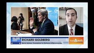 John Kerry allegedly gave Iran covert intelligence