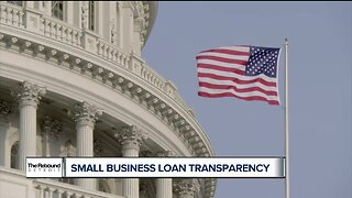 Small business loan transparency