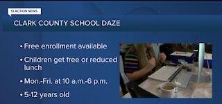 Clark County to offer free registration in School Daze Program