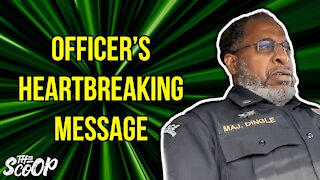 Frustrated Police Officer Shares Heartbreaking Message