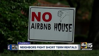 Bill would penalize short-term rental property owners for nuisances