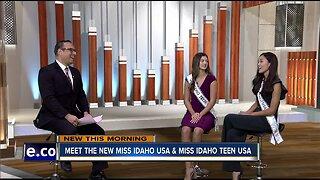 Miss Idaho Miss Idaho Teen winners