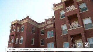 Landlord faces complaints about apartment building