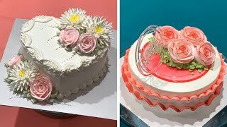 Creative Cake Decorating for Birthday & Occasion | Most Satisfying Chocolate Cake
