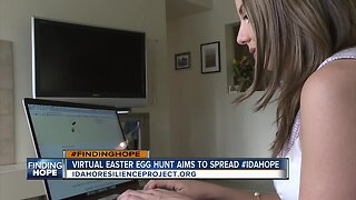Virtual Easter Egg Hunt aims to spread #Idahope