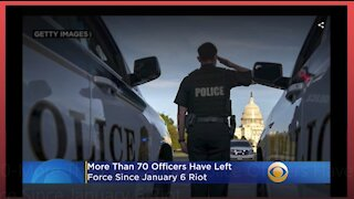 More Than 70 Capitol Police Officers Have Left Force Since January 6 Riot-1580`
