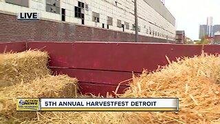 HarvestFest Detroit is happening Saturday at Robert C. Valade Park