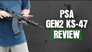"Palmetto State Armory GEN2 KS-47 8.5"" SBA3 Pistol Review"