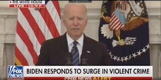 Biden Undermined The Entire Narrative For Jan. 6