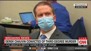 Derek Chauvin Guilty On All Charges