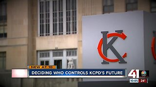 Local or state control? Study to examine possible KCPD change