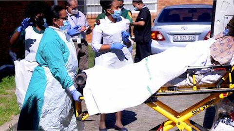 100 more succumb to Covid-19 as death toll climbs to 58 323 amid rising new infections