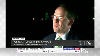 G.T. Bynum wins re-election