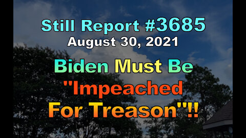 Biden Should Be Impeached For Treason!, 3685
