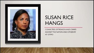 Susan Rice Hangs at GITMO