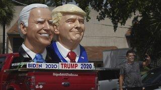 Biden, President Trump Hitting The Campaign Trail