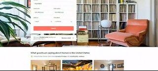 Airbnb warns against Vegas parties