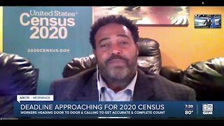 Deadline approaching for 2020 Census