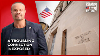Ep. 1608 An Online Investigator Exposes A Troubling Connection - The Dan Bongino Show