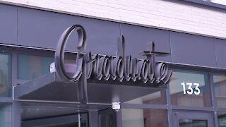East Lansing's Graduate Hotel opens Monday