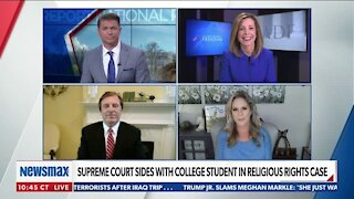 SUPREME COURT SIDES WITH GA CHRISTIAN STUDENTS