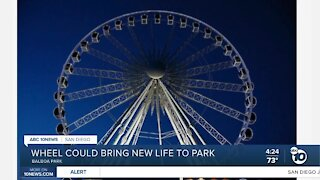 The Balboa Park Star could bring people back to the park